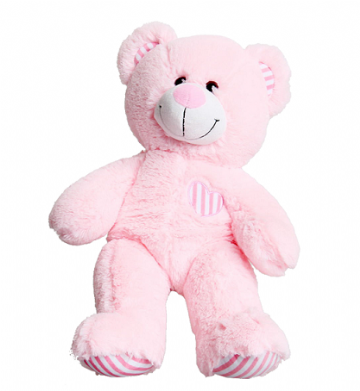 Pink Patches Bear Kit